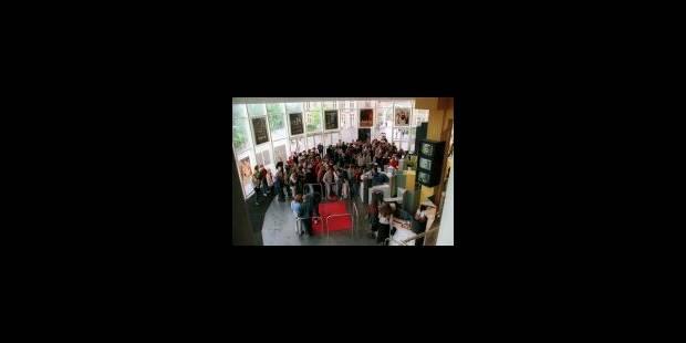 Kinepolis n'a pas crevé l'écran en 2002 - La Libre