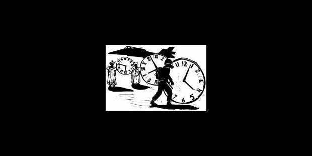 Dix secondes au JT pour un accord de paix - La Libre