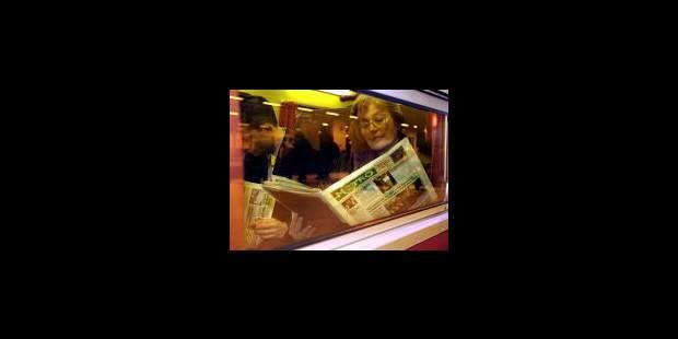 En France aussi, les journaux gratuits se portent bien - La Libre