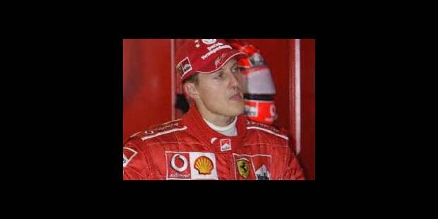 La famille Schumacher en deuil, Michael s'impose quand même - La Libre