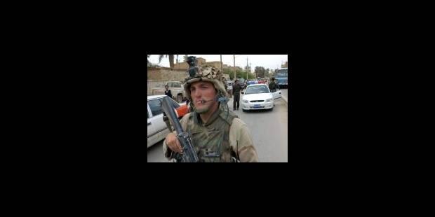 Les mercenaires du Pentagone entrent dans l'Irak de Jay Garner