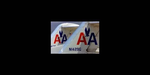 American Airlines change de pilote - La Libre