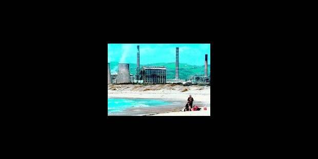 Solvay phosphore en Italie - La Libre
