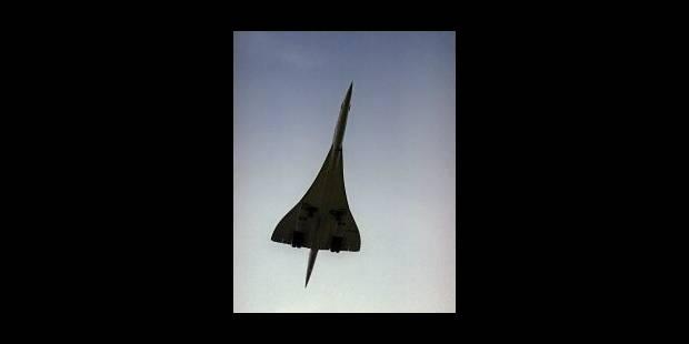 Ne m'appelez plus jamais Concorde - La Libre