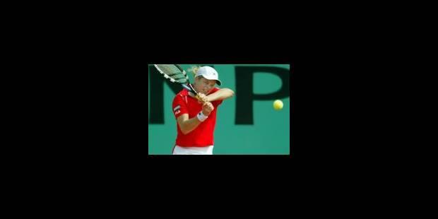 Kim Clijsters à toute vitesse! - La Libre