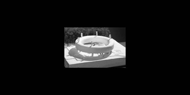 Les trois dimensions de la maquette - La Libre