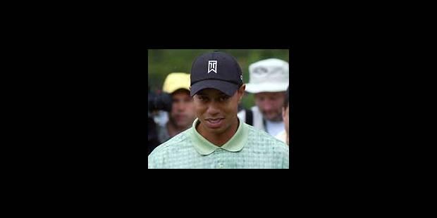 Tiger Woods doit toucher du bois... - La Libre