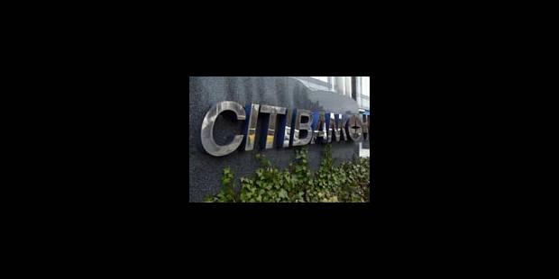 Citibank, l'outsider qui s'affirme - La Libre