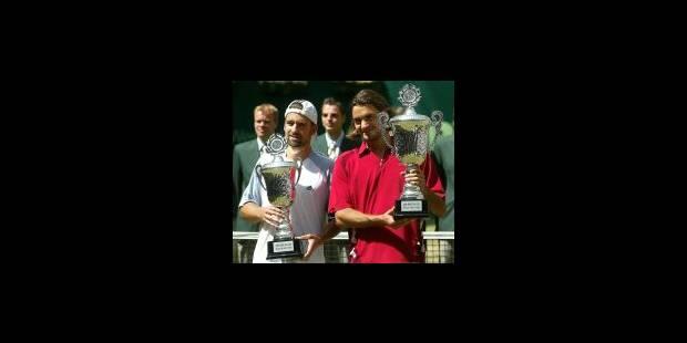 Roger Federer, roi du tout-terrain - La Libre