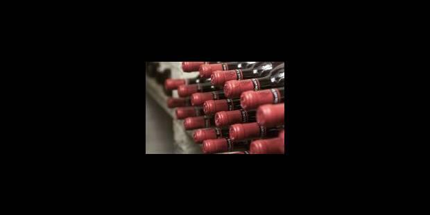 Le vin trois fois plus vendu que le disque - La Libre