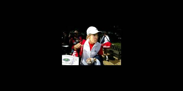 Feu vert pour Justine Henin-Hardenne - La Libre