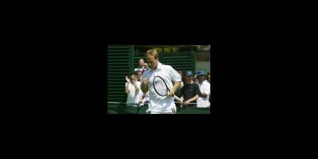 Kim Clijsters se qualifie pour le 3e tour - La Libre
