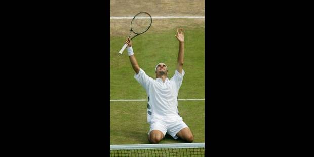 Federer, premier Suisse à remporter un titre du Grand Chelem - La Libre