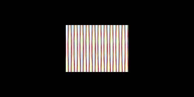 Les variations optiques de Bridget Riley - La Libre