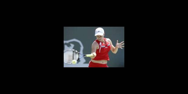 Kim Clijsters impressionnante - La Libre
