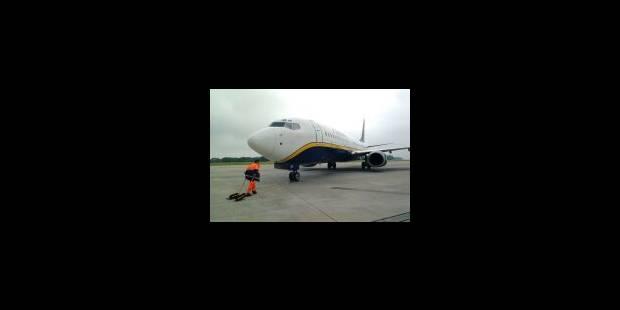 Ryanair épinglée à Strasbourg - La Libre