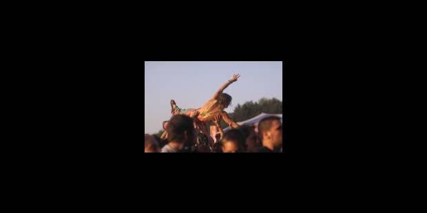 Eté rock et chamarré à Nandrin - La Libre