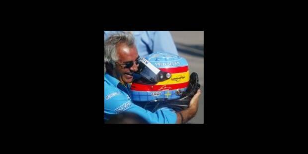 Alonso dans la cour des grands - La Libre