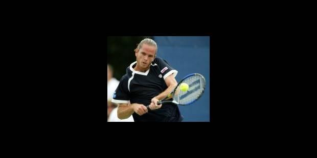 Un duel Malisse-Roddick, un choc Clijsters-Mauresmo!