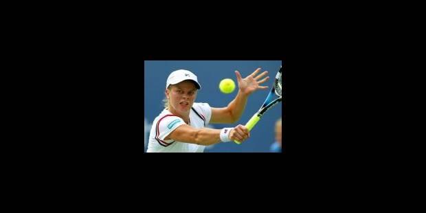 Clijsters se qualifie facilement