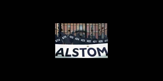 «Pas gagné pour Alstom!» - La Libre