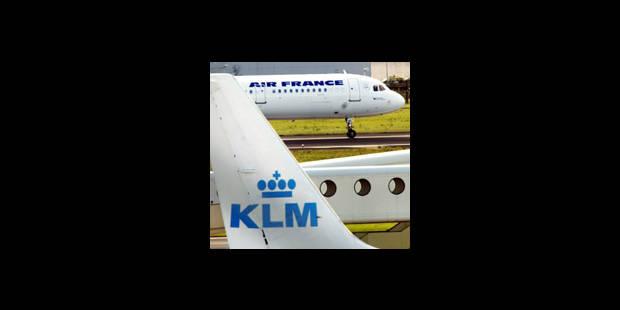 Air France rachète KLM pour créer un nouveau géant de l'aérien - La Libre