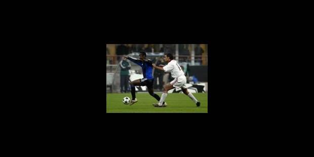 Le FC Bruges crée l'exploit au Milan AC
