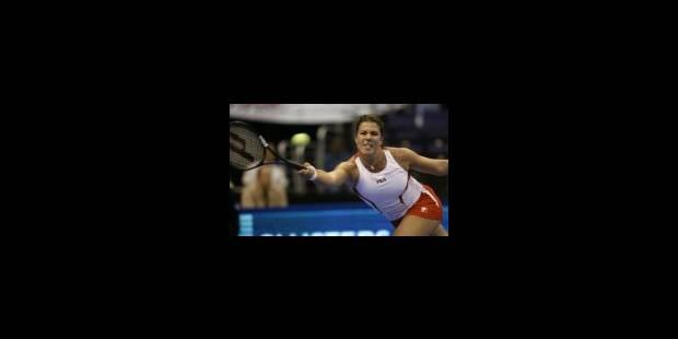 Henin N°1, Clijsters en finale - La Libre