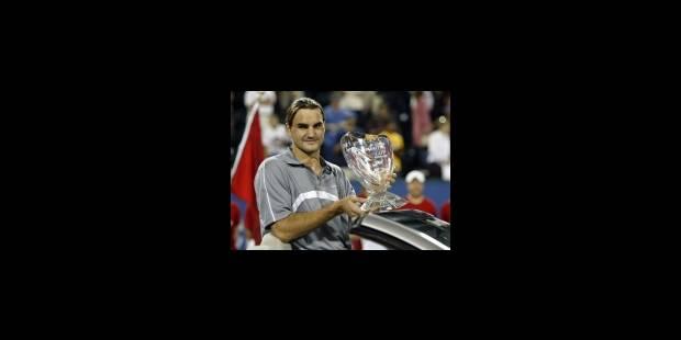 Roger Federer, le maître incontesté - La Libre