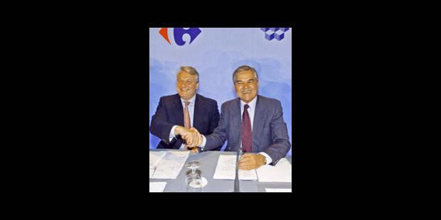 Le patron de Carrefour est mort - La Libre