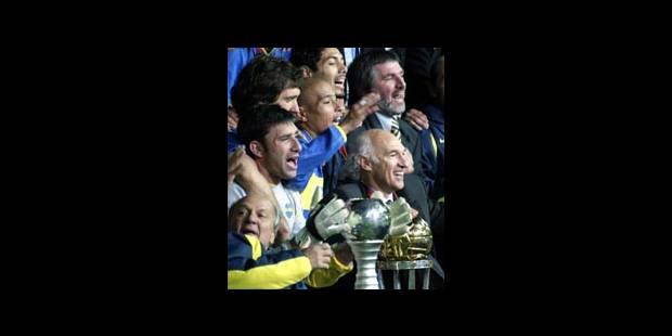 La troisième de Boca Juniors - La Libre