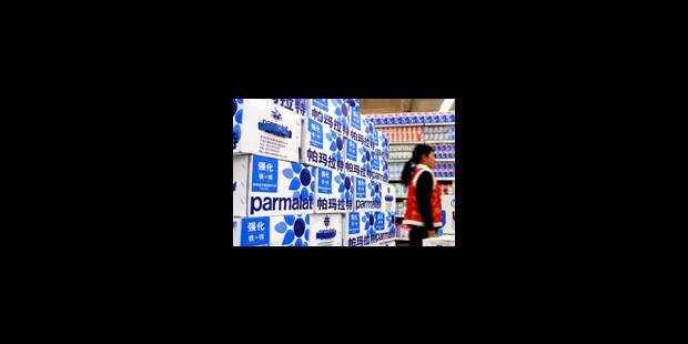 Parmalat fait plonger les banques - La Libre