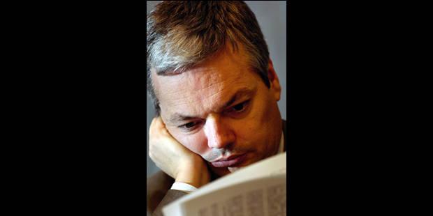 Reynders: «l'euro ne m'inquiète pas» - La Libre