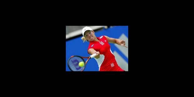 Justine Henin gagne son premier tournoi 2004 - La Libre