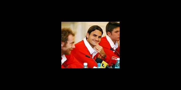 Federer et Hewitt dans le viseur - La Libre