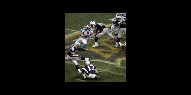 Les Patriots remportent le Super Bowl - La Libre