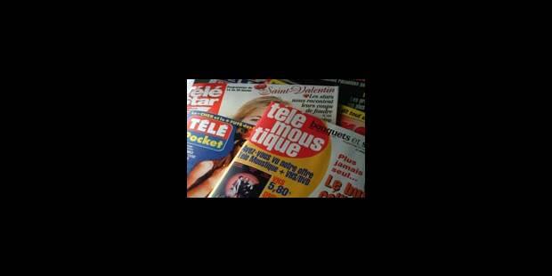 La presse télé française en ébullition - La Libre