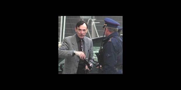 Séance interrompue suite à l'émotion du juge Connerotte