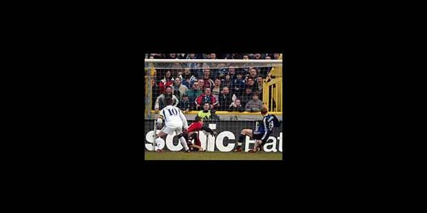 Bruges gagne le match au sommet - La Libre