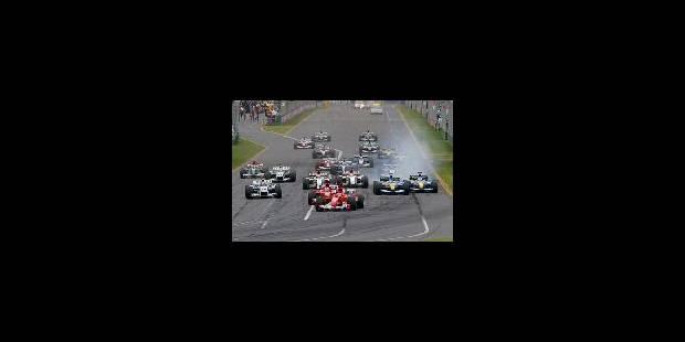 Victoires (trop) faciles de Ferrari - La Libre