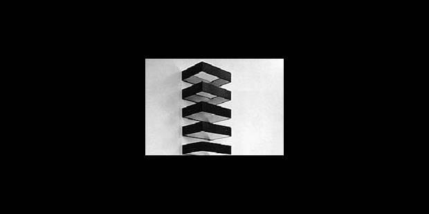 Donald Judd, le sculpteur coloriste - La Libre