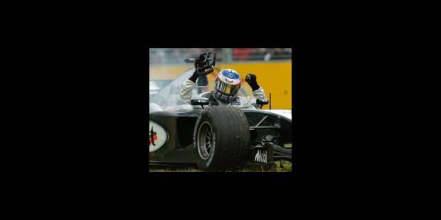 McLaren, la tête dans le sac - La Libre