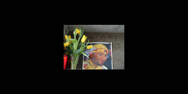 Marco Pantani est décédé d'une overdose de cocaïne - La Libre