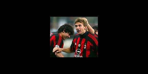 Le Milan AC donne la leçon au Depor - La Libre