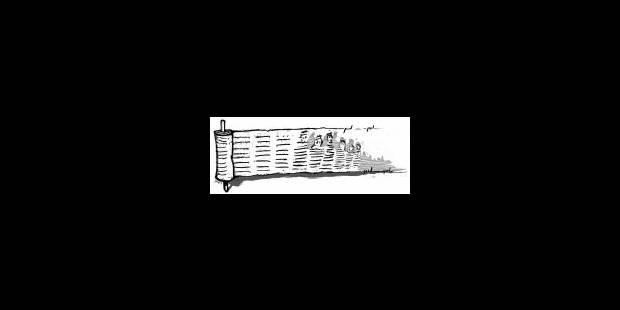 Un livre sur la Shoah doit-il être ajouté à la Bible?