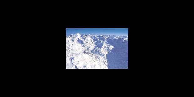 Le sommet du ski... belge - La Libre