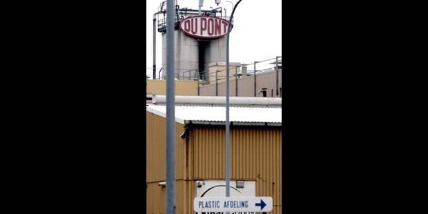 DuPont: 63 emplois supprimés en Belgique - La Libre