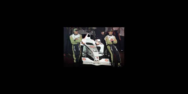 Une première pour Button et BAR-Honda - La Libre