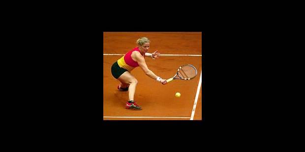 Kim Clijsters se testera à Berlin - La Libre