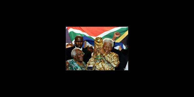 L'Afrique du Sud organisera la Coupe du Monde 2010 - La Libre